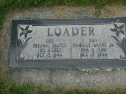 Maurice Grant Loader, Jr