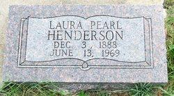 Laura Pearl <I>Slayton</I> Henderson