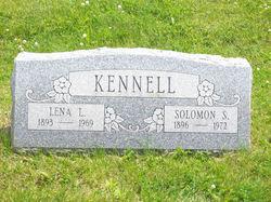 Lena <I>Zoss</I> Kennell