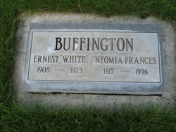 Ernest White Buffington