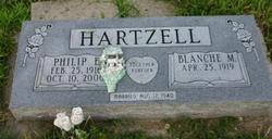 Blanche Mae <I>Smith</I> Hartzell