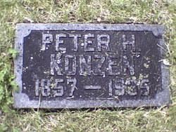 Peter H Konzen