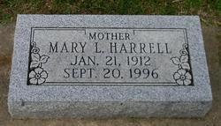 Mary L <I>Heiney</I> Harrell