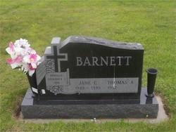 Thomas A. Barnett