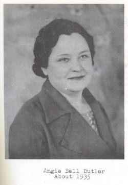 Angie Belle Butler