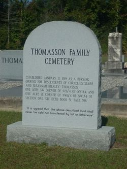 Thomasson Cemetery
