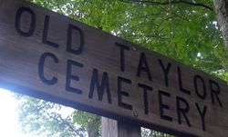 Old Taylor Cemetery