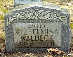 Wilhelmina Waldeck