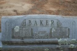 Vicy Pearl <I>Ferguson</I> Baker