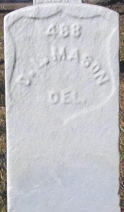 Pvt Daniel L Mason