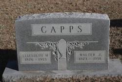 Walter Jackson Capps