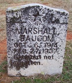 Marshall Baucom