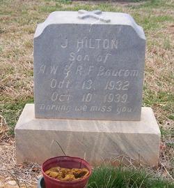 J Hilton Baucom