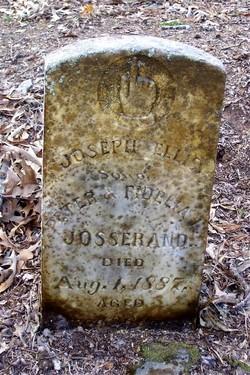 Joseph Ellis Josserand