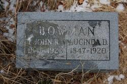 John Roly Bowman