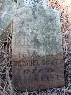 Elizabeth <I>Neff</I> Scott