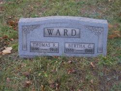 Bertha Clark <I>Coleman</I> Ward