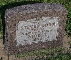 Steven John Biddle