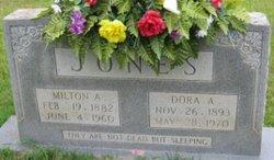 Dora Ann <I>Cooper</I> Jones