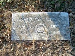 Annie <I>Day</I> Barron
