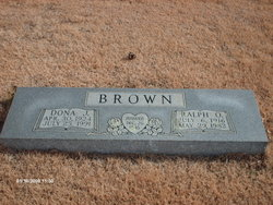 Dona Jean <I>Perry</I> Brown