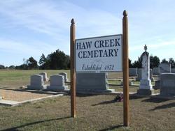 Haw Creek Cemetery