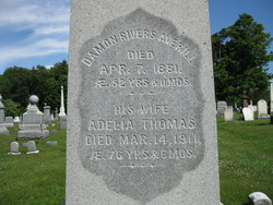 Adelia <I>Thomas</I> Averill
