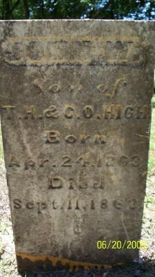 John W. High