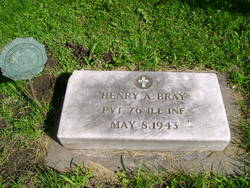 Henry Augustus Bray