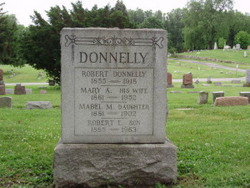 Mary Ann <I>Lee</I> Donnelly