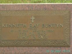 Kenneth Ray Buntyn