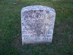 Ens Samuel Marsh Jr.