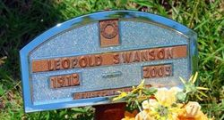"Leopold Gustav ""Paul"" Swanson"