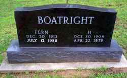 H. Boatright