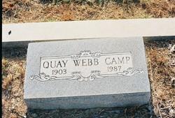 Opal Quay <I>Webb</I> Camp