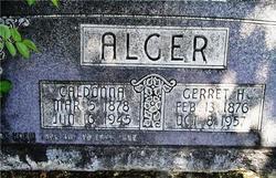Gerrett H. Alger