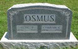 Elsie P Osmus