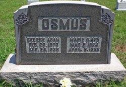 George Adam Osmus