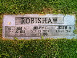 William Arthur Robishaw