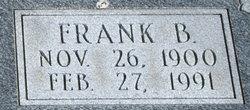 "Benjamin Franklin ""Frank"" Deibert"