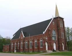 Saint Joachim's Roman Catholic Church Cemetery