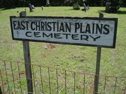 Christian Plains Cemetery