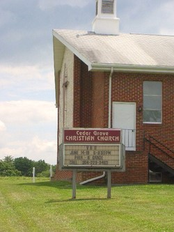 Cedar Grove Christian Church Cemetery
