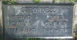 "Olava ""Olive"" <I>Nielsen</I> Stromness"