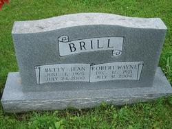 Betty Jean <I>Hougas</I> Brill