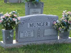 David Finley Munger, Sr