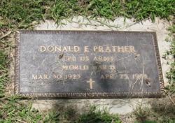 Donald Eugene Prather