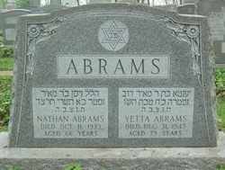 Nathan Abrams