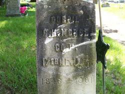 Corp Charles H. Morse