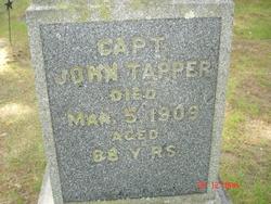 Capt John Tapper